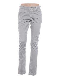 Jeans coupe droite gris CLOSED pour femme