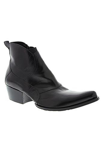 ghost chaussures femme de couleur noir