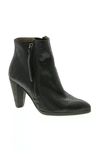 coqueterra chaussures femme de couleur noir