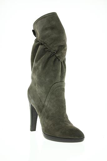 Bottes gris FRUIT pour femme