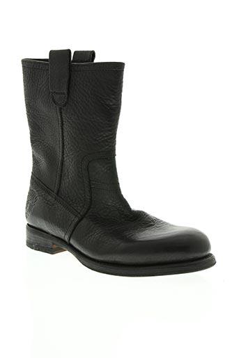 blackstone chaussures homme de couleur noir