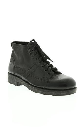 oxs chaussures homme de couleur noir