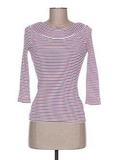 Produit-T-shirts-Femme-MAISON SCOTCH