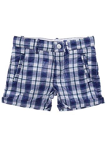 Short bleu MARESE pour garçon