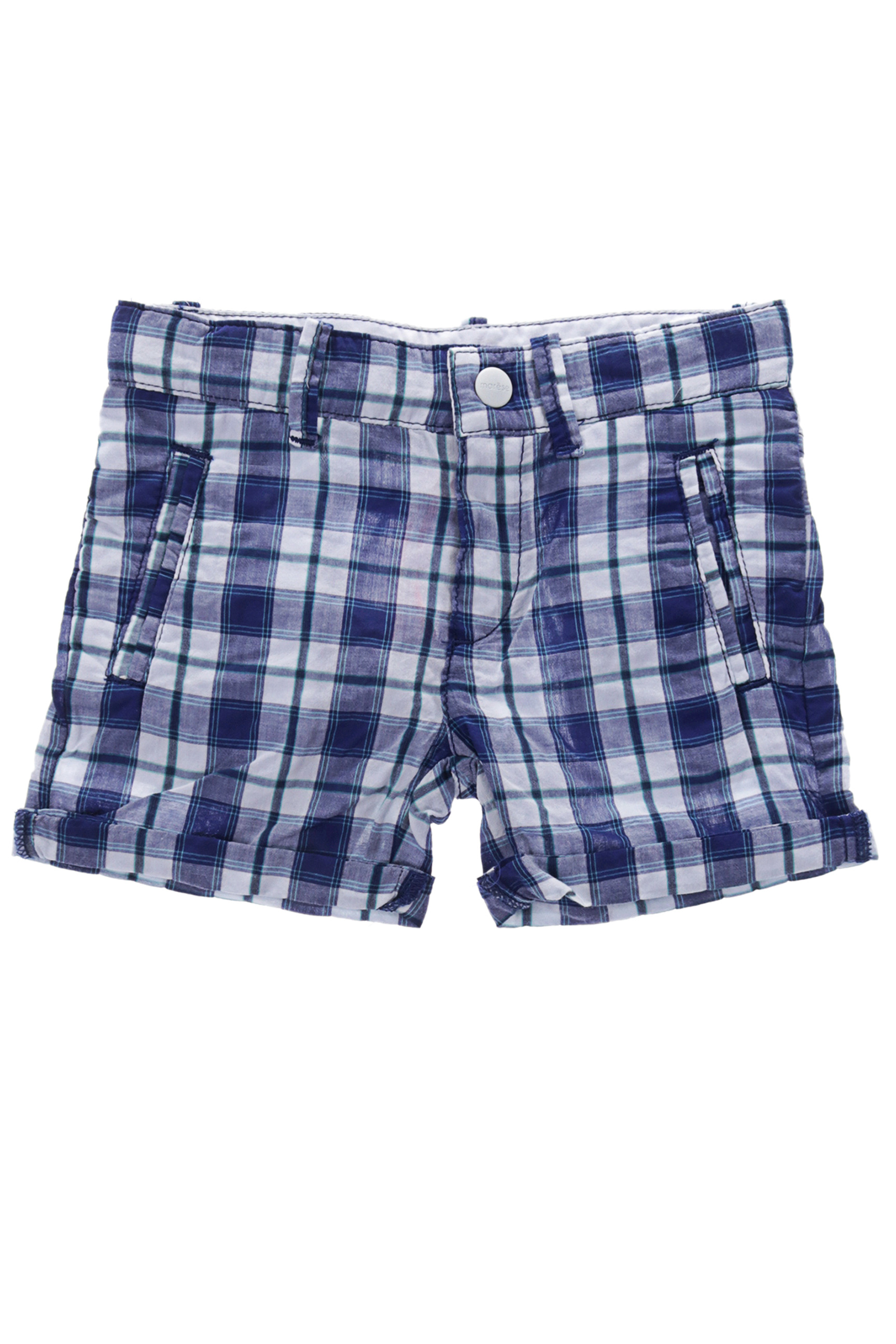 Garçons Short Fille 4-couleurs de la marque 100/% coton 12M-6Y