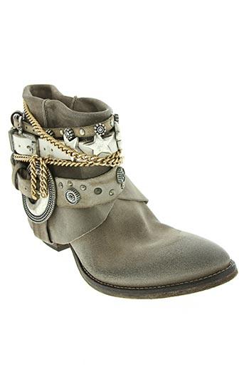 elena lachi chaussures femme de couleur beige