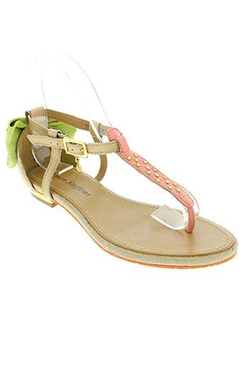 carmen steffens chaussures femme de couleur rose