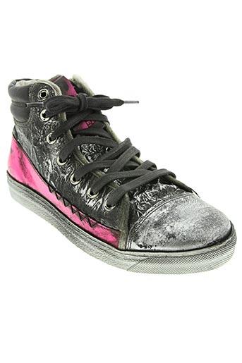 felmini chaussures femme de couleur rose