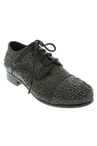 mimmu chaussures femme de couleur noir