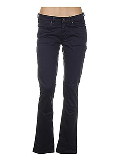 Pantalon casual bleu GANT pour femme