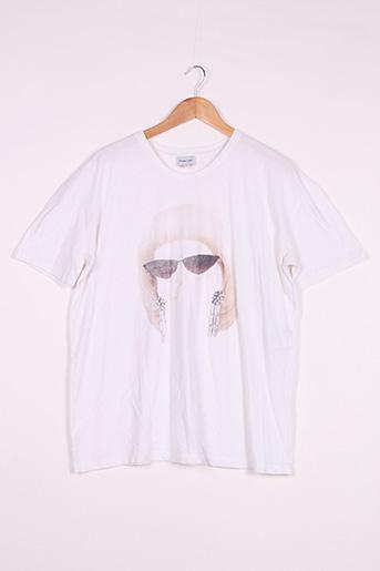 T-shirt manches courtes beige BIMBA Y LOLA pour femme