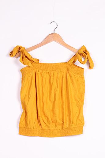 Top jaune PIMKIE pour femme