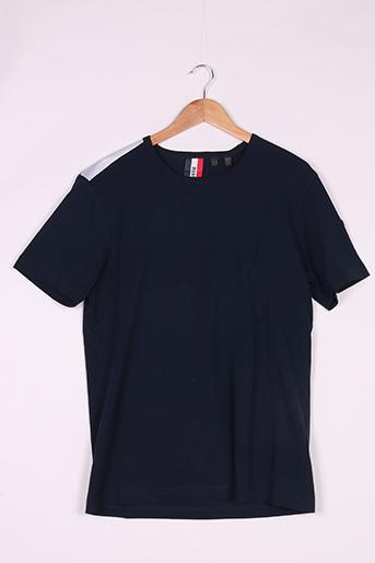 T-shirt manches courtes bleu ROSSIGNOL pour homme