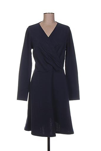 Robe mi-longue bleu ARMAND VENTILO pour femme
