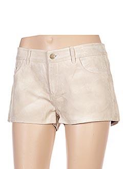 Produit-Shorts / Bermudas-Femme-LAURENCE DOLIGE