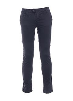 Pantalon casual bleu BLAUER pour homme
