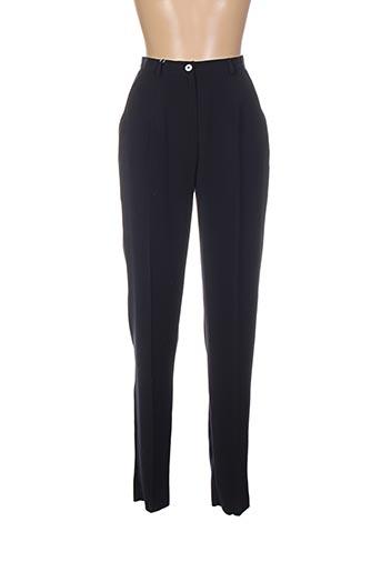 Pantalon chic bleu GREGORY PAT pour femme