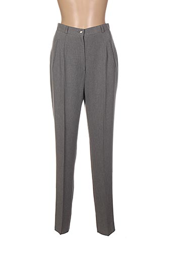 Pantalon chic gris GREGORY PAT pour femme