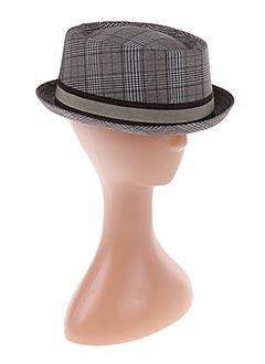 Chapeau marron VIA LORENZO pour femme