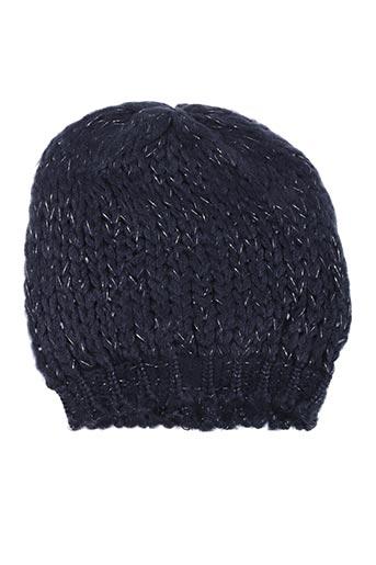 Bonnet gris PALME pour femme