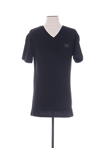 T-shirt manches courtes noir ANTONY MORATO pour homme