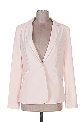 Veste chic / Blazer rose VILA pour femme