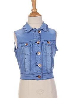 Veste casual bleu TOM TAILOR pour garçon
