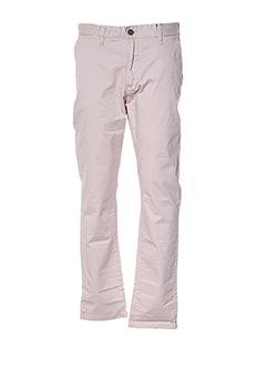 Pantalon casual beige TIFFOSI pour homme