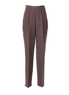 Produit-Pantalons-Femme-BLANC BLEU