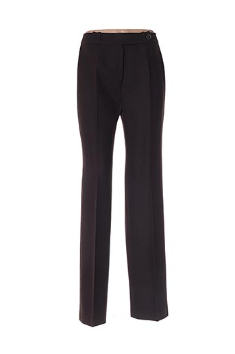 Pantalon casual marron GERARD PASQUIER pour femme