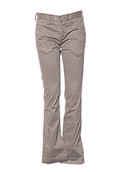 Pantalon casual beige TEDDY SMITH pour garçon seconde vue