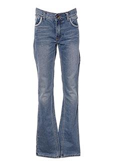 Jeans coupe droite bleu JN-JOY pour garçon