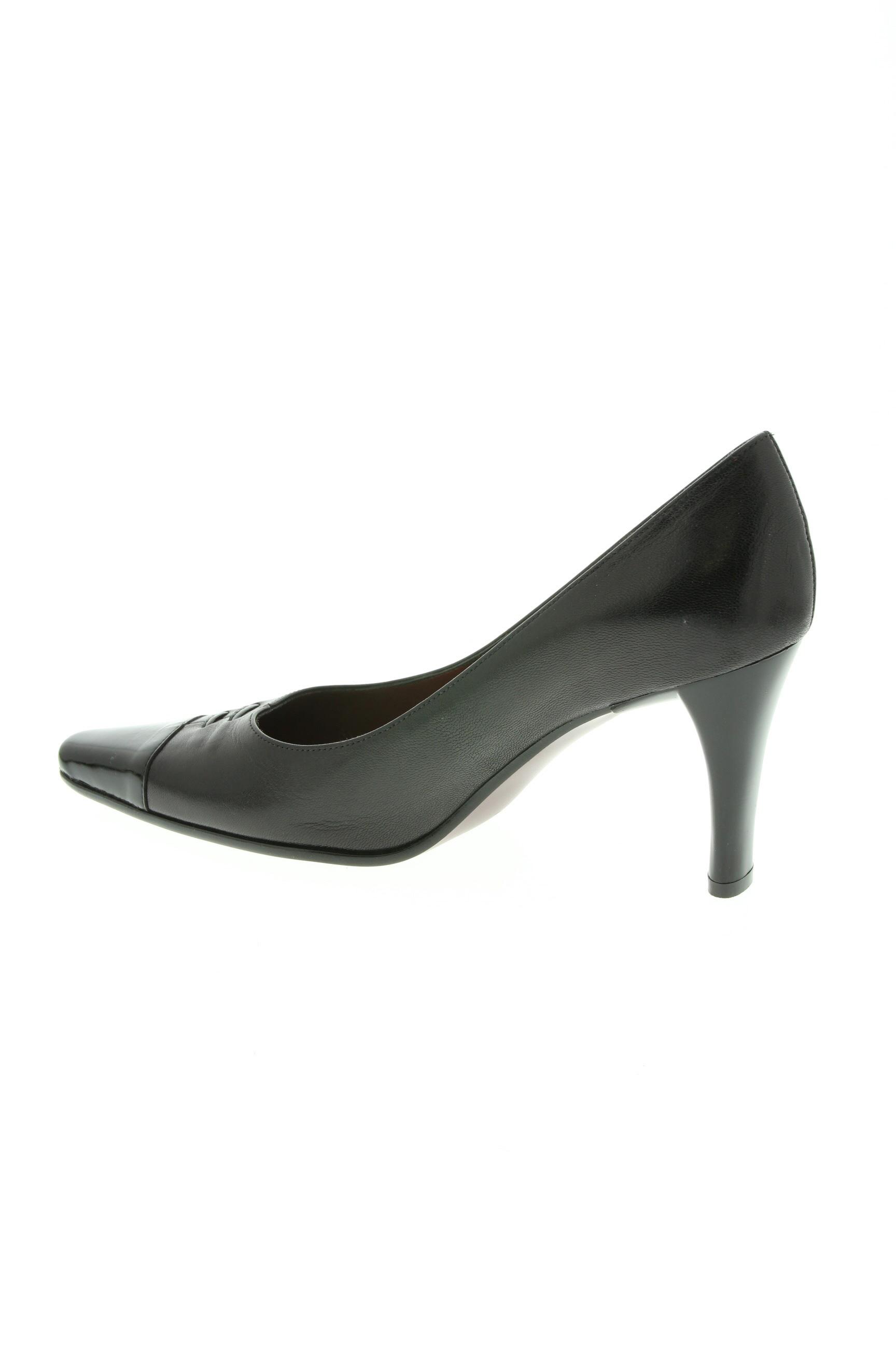 Paris Mode Escarpins Femme De Couleur Noir En Soldes Pas Cher 1335762-noir00