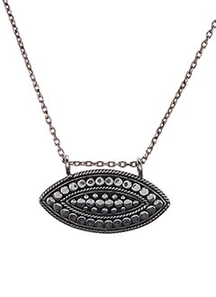 Collier gris CLOSE TO ZEN pour femme