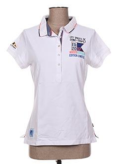 Produit-T-shirts-Femme-LES VOILES DE SAINT-TROPEZ