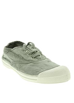 Baskets gris BENSIMON pour garçon