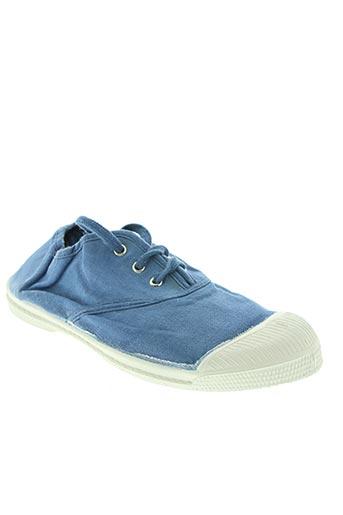 Baskets bleu BENSIMON pour enfant