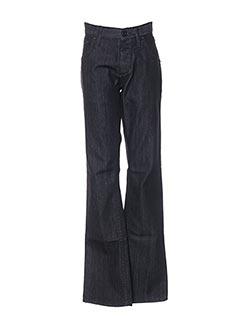 Jeans coupe droite noir QUIKSILVER pour homme
