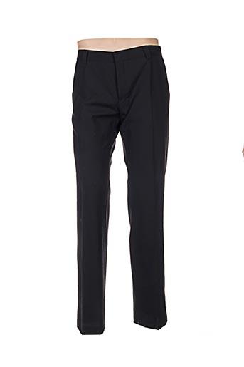 Pantalon casual noir BILL TORNADE pour homme