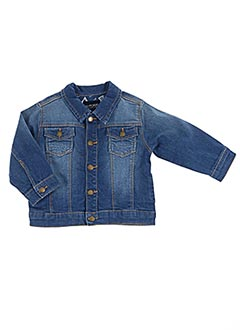 Veste en jean bleu MAYORAL pour garçon