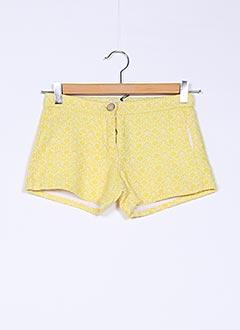 Produit-Shorts / Bermudas-Fille-JEAN BOURGET