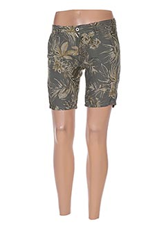 Produit-Shorts / Bermudas-Femme-SUNDAY