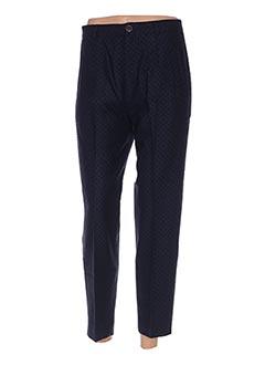 Pantalon 7/8 bleu HARRIS WILSON pour femme