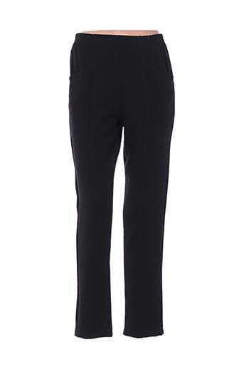 Pantalon casual noir EXCLUSIVITY pour femme