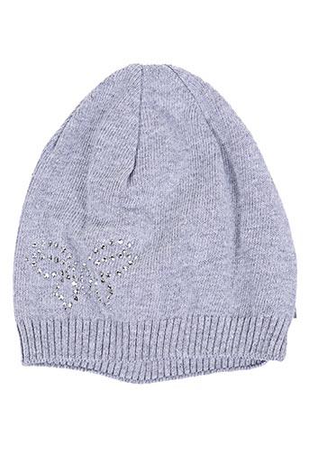 Bonnet gris STERNTALER pour fille