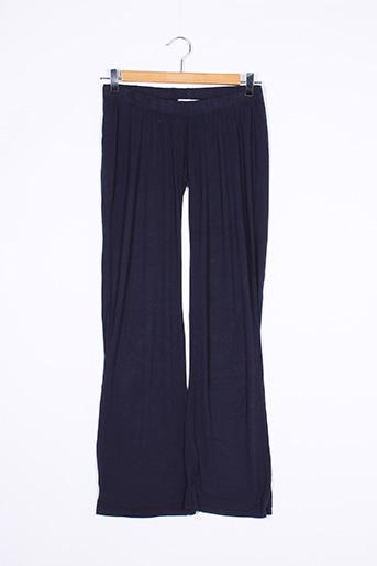 Pantalon casual bleu ENVIE DE FRAISE pour femme