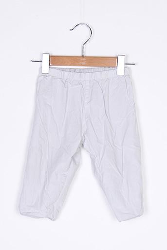 Pantalon casual gris BONPOINT pour garçon
