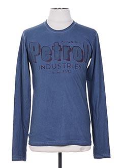 Produit-T-shirts-Homme-PETROL INDUSTRIES