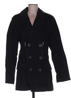 Manteau court noir FREESIDE pour femme