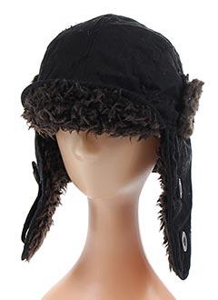 Bonnet noir DEELUXE pour homme